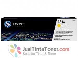HP Yellow Toner 131A [CF212A]