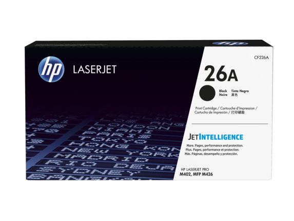 Toner Hp 26A Original Black