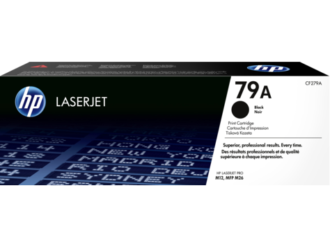 Toner HP 79a Black