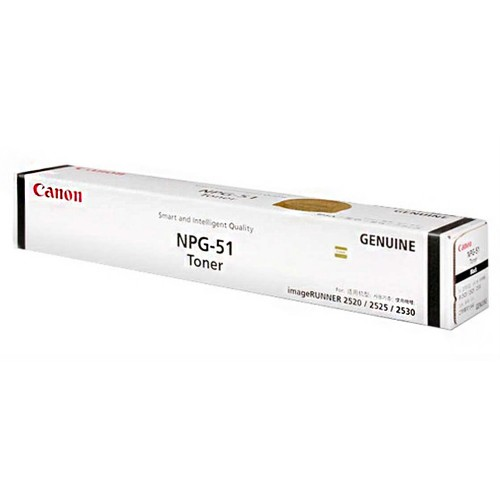 Toner Canon NPG 51 Black