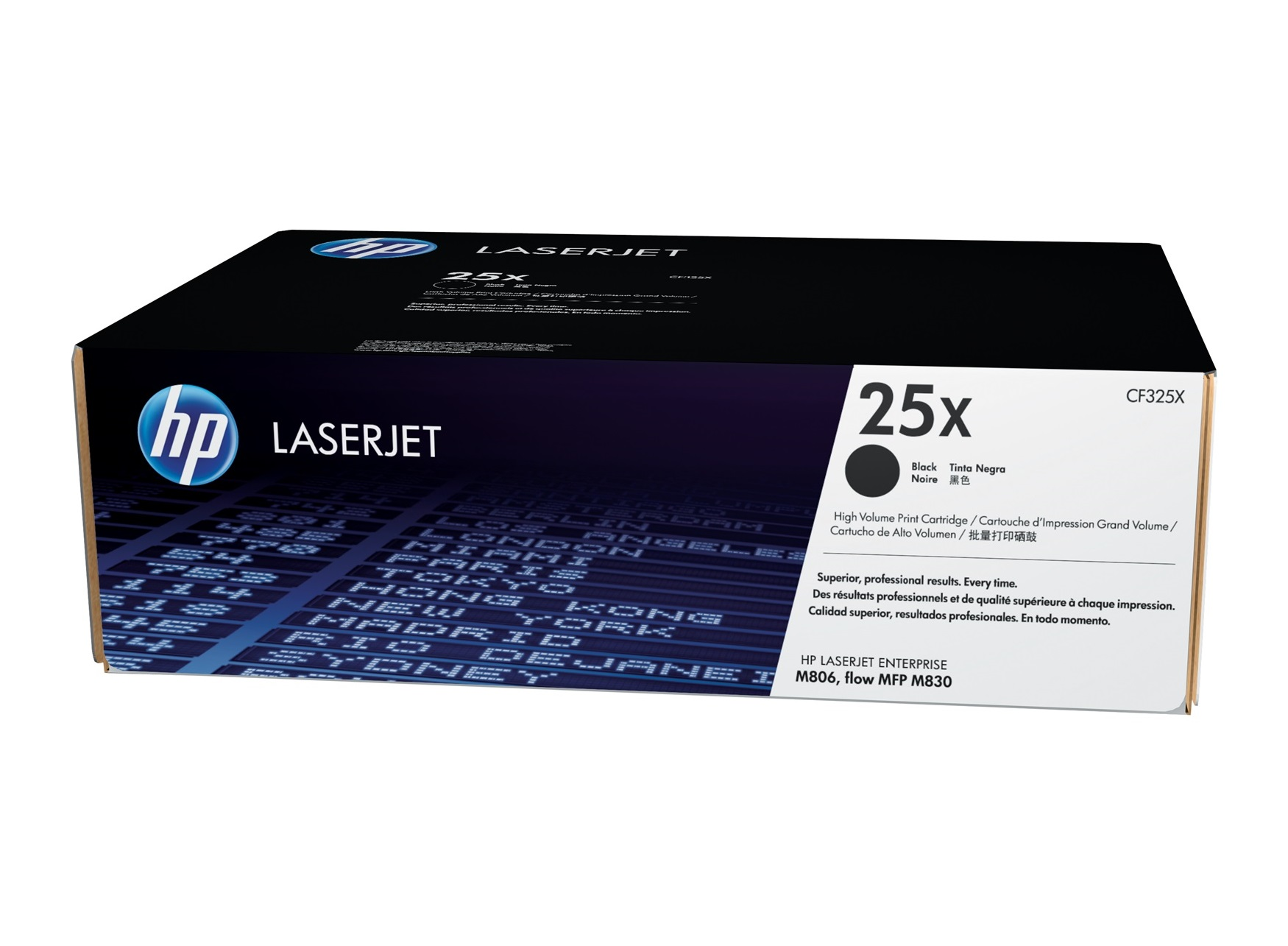 Toner HP 25X black